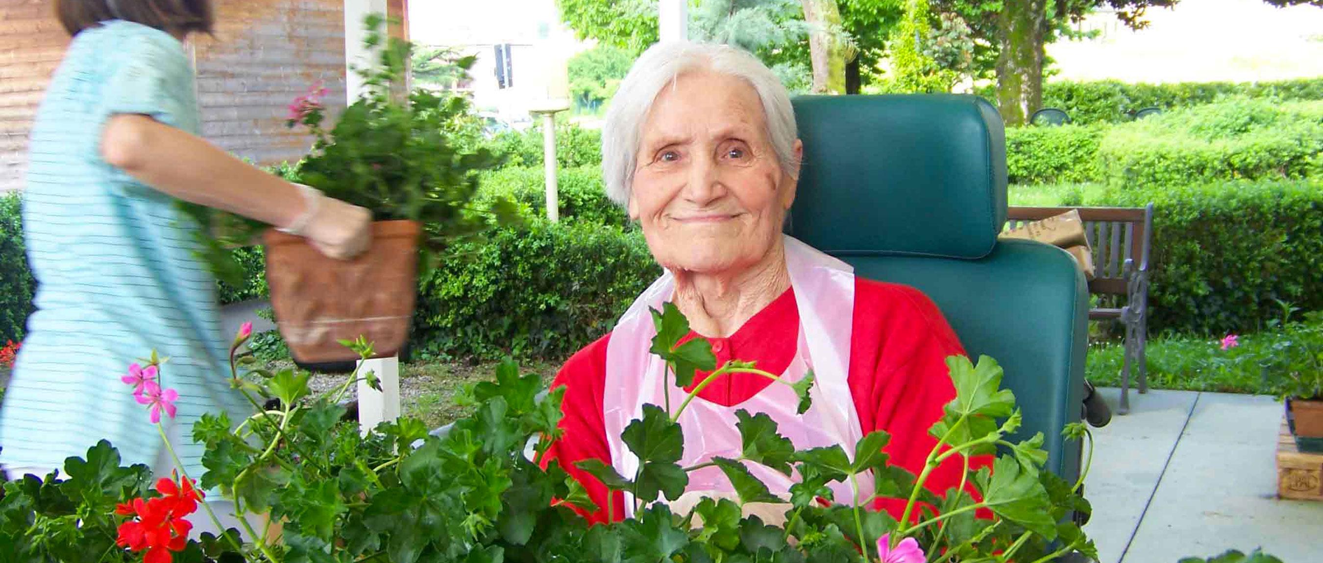Servizi sanitari per anziani bon bozzolla farra di for Servizi socio assistenziali