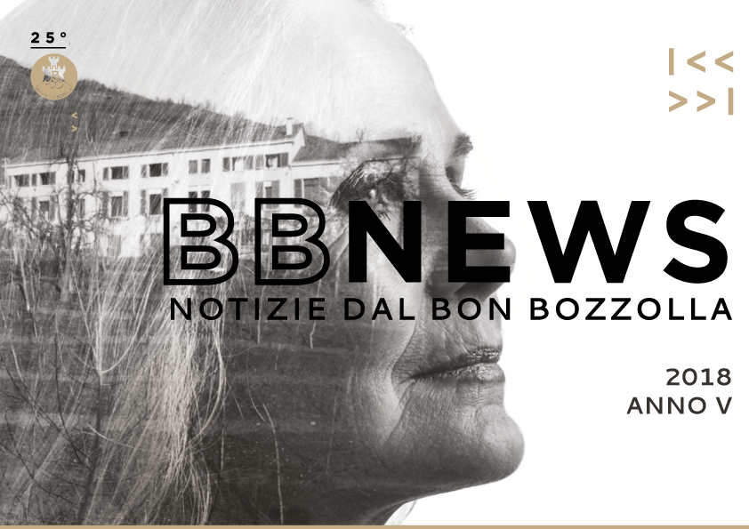 Raccolta BB News anno 2018