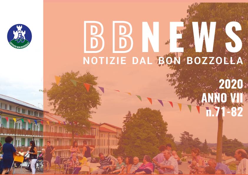 Raccolta BB News anno 2020